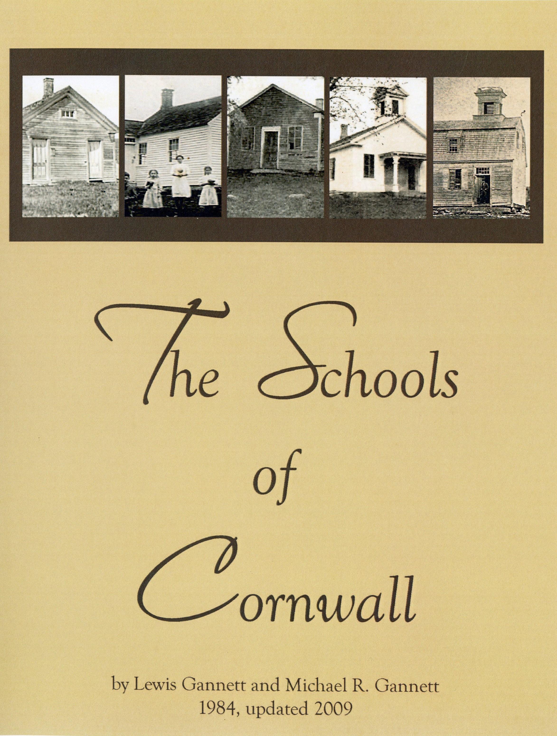 The Schools of Cornwall