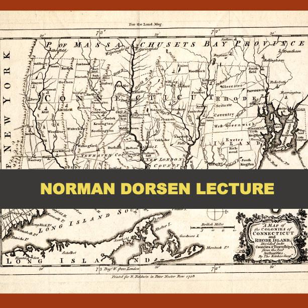 Norman Dorsen Lecture