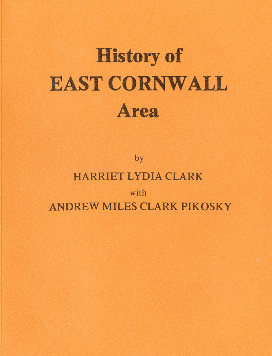 History of East Cornwall Area